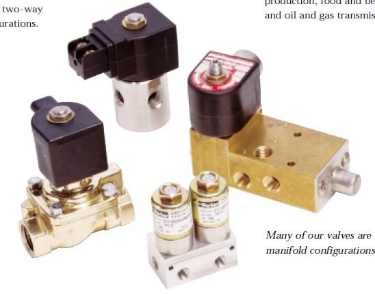 skinner电磁阀 skinner bp系列 比例调节电磁阀(介质:空气,中型气体)